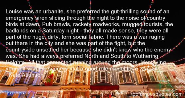 Quotes About Night Scenery