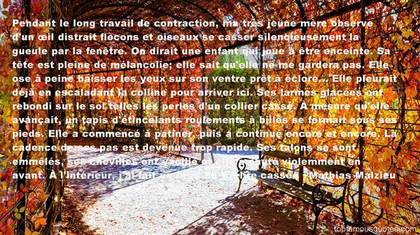 Quotes About Oiseau