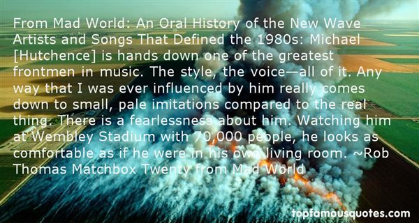 Quotes About Oral History