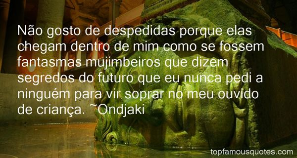 Quotes About Ouvido