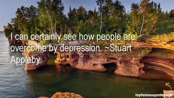 Quotes About Overcome Depression