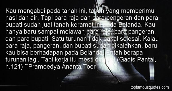 Quotes About Pangeran