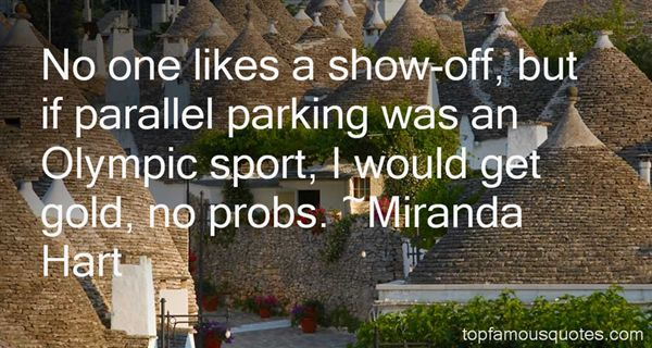 Quotes About Parallel Parking