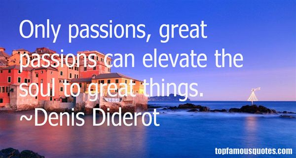 Quotes About Passion
