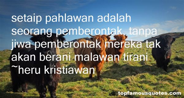Quotes About Pemberontak