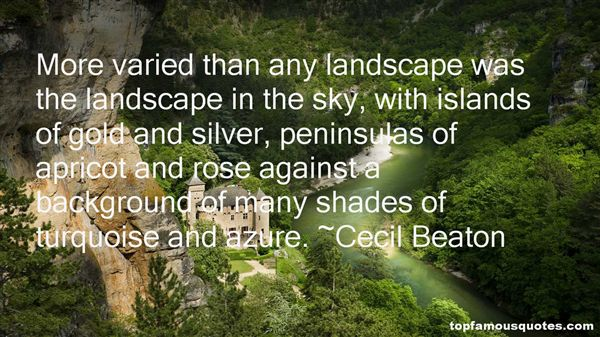 Quotes About Peninsula