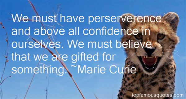 Quotes About Perserverence