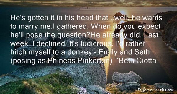 Quotes About Pinkerton