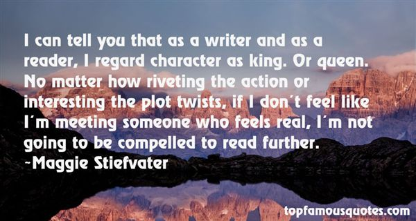 Quotes About Plot Twists