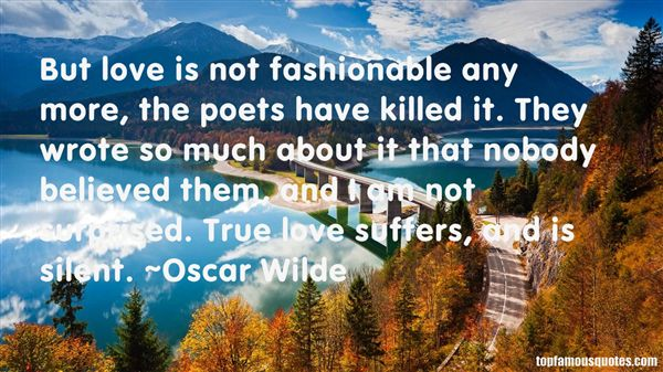 Quotes About Poets And Love