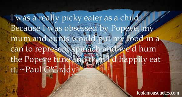 Quotes About Popeye Spinach