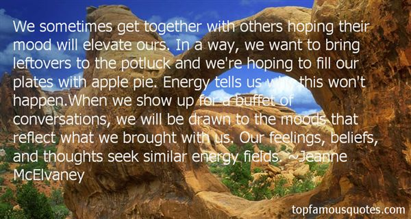 Quotes About Potluck