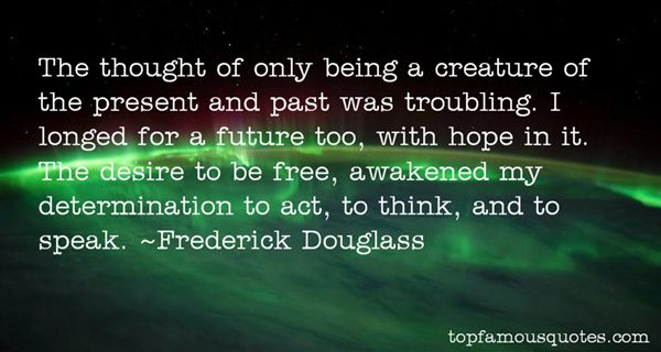 Quotes About Present And Past