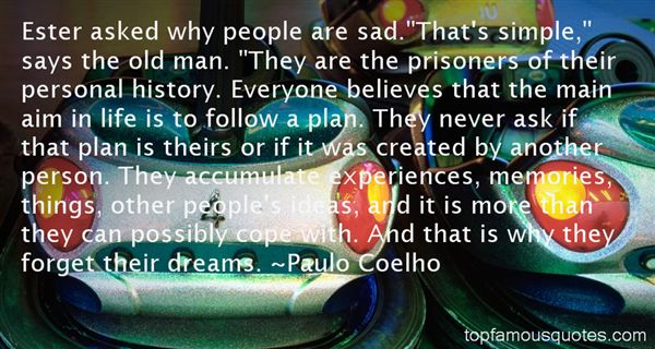 Quotes About Prisoners Of Life