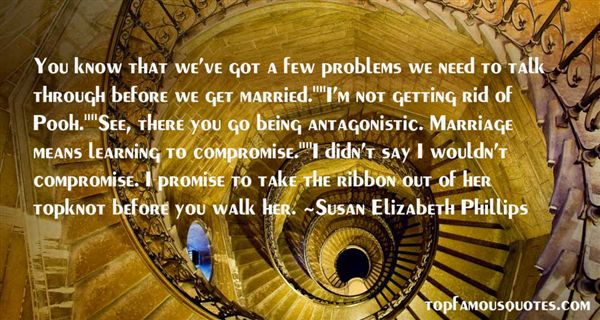 Quotes About Problems In Marriage