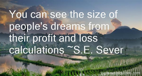Quotes About Profit And Loss
