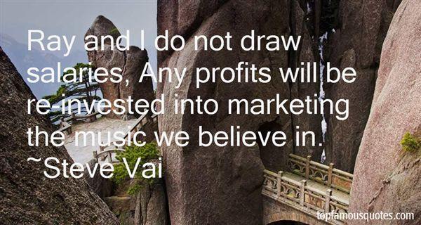 Quotes About Profits