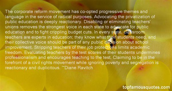 Quotes About Progressive Education