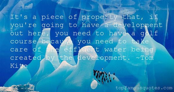 Quotes About Property Development
