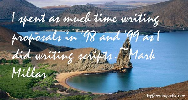 Quotes About Proposal Writing
