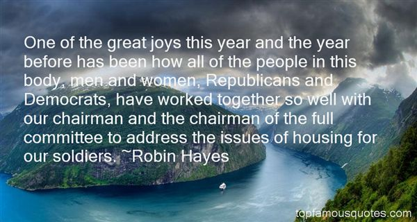 Quotes About Public Housing