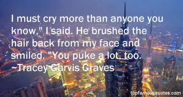 Quotes About Puke