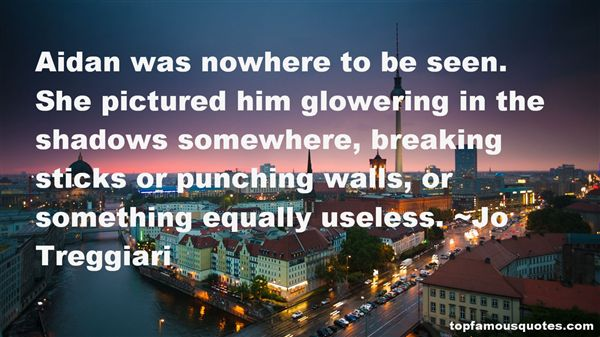 Quotes About Punching Walls