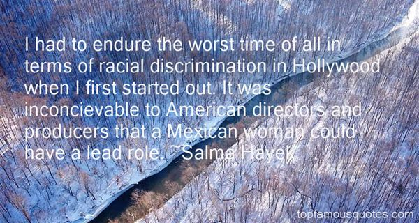 Quotes About Racial Discrimination