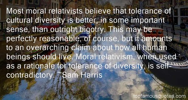 Quotes About Relativism