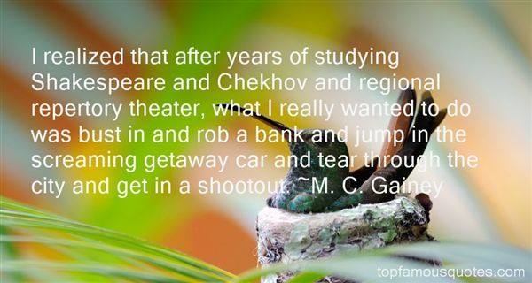 Quotes About Repertory