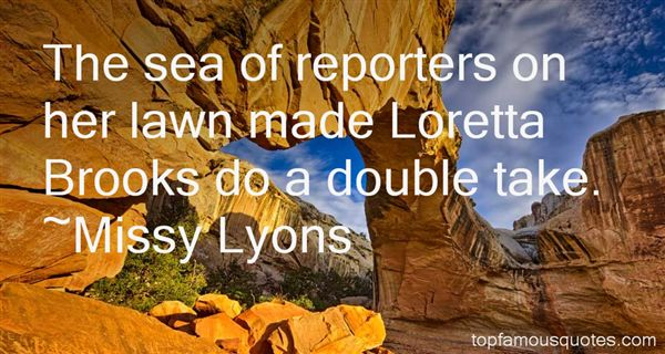 Quotes About Reporters