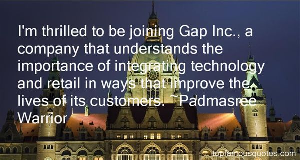 Quotes About Retail Customers