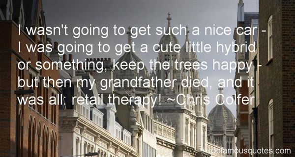 Quotes About Retail Therapy