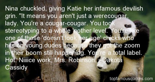 Quotes About Robinson