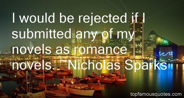 Quotes About Romance Novels