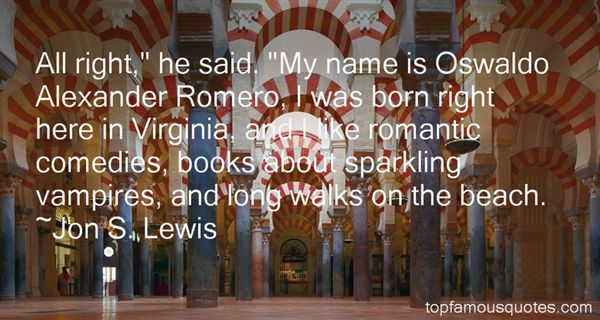 Quotes About Romero