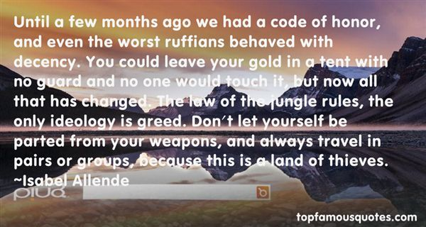 Quotes About Ruffians