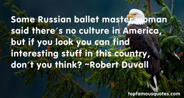 Quotes About Russian Culture