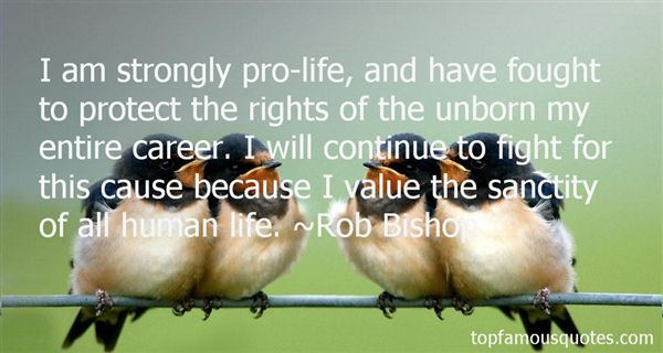 Quotes About Sanctity Of Life