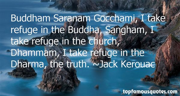 Quotes About Sangha