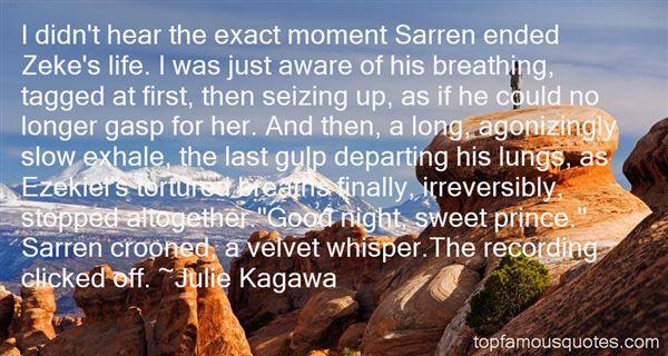 Quotes About Sarren