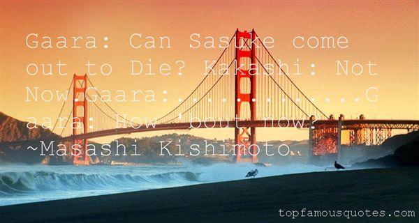 Quotes About Sasuke
