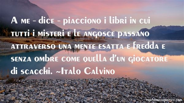 Quotes About Scacchi