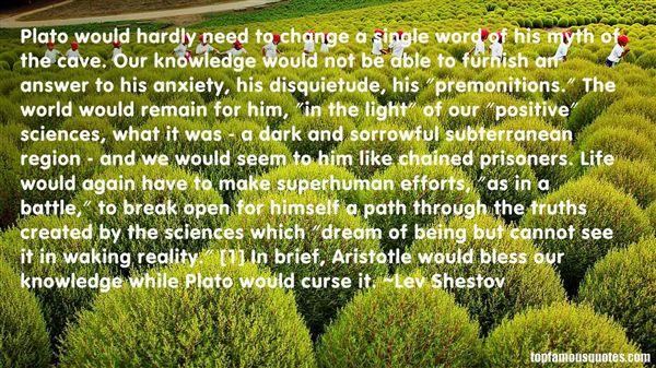 Quotes About Sciences