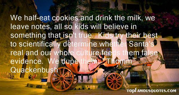 Quotes About Scientific
