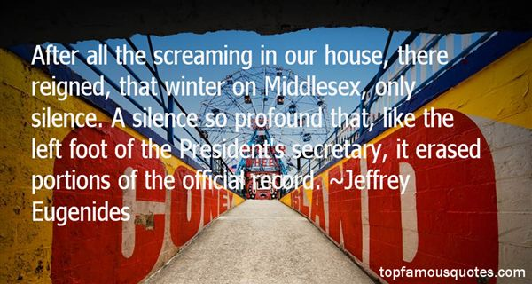 Quotes About Screaming