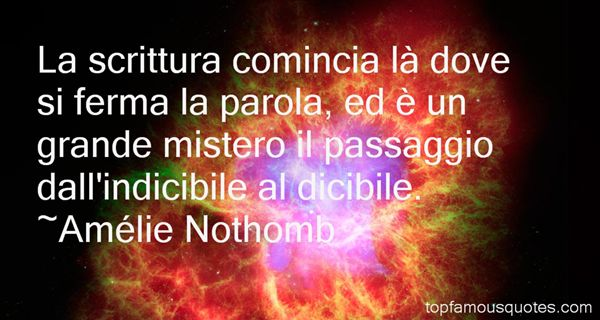 Quotes About Scrittura
