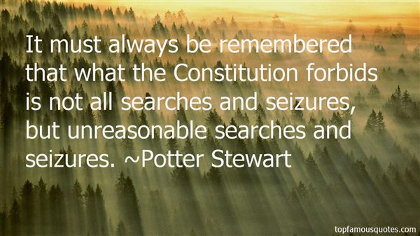 Search And Seizure Quotes: Best 2 Famous Quotes About