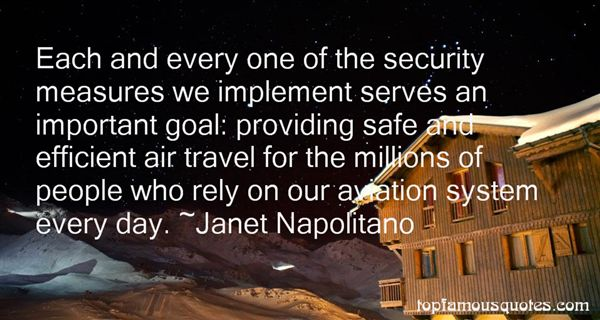 Quotes About Security Measures