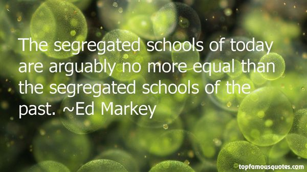 Quotes About Segregated